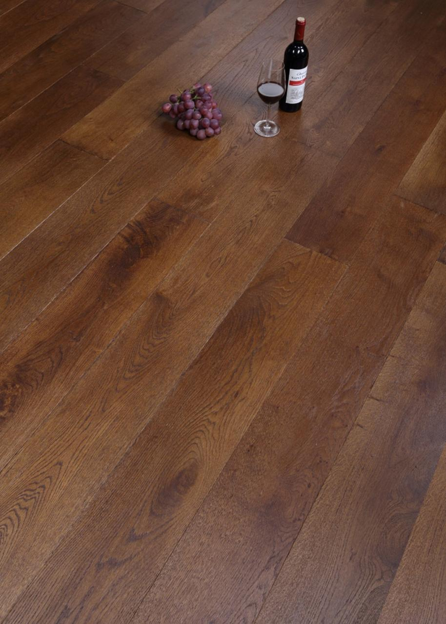 New York 15/4 x 190mm Nassau Premium Hard Waxed Oiled Oak