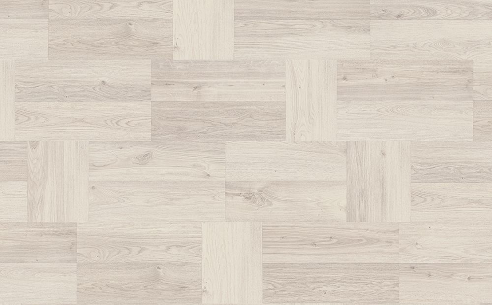 Egger Kingsize 8mm White Clifton Oak Laminate Flooring EPL057
