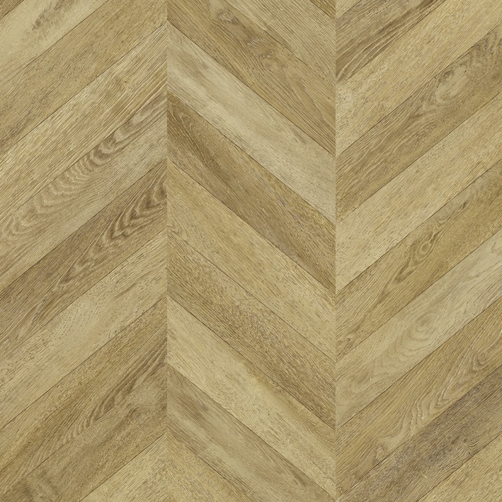 Faus 8mm Masterpiece Chevron Boho Laminate Flooring