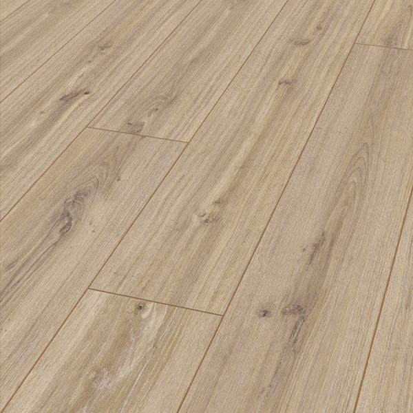 Kronotex 12mm Phalsbourg Oak 4V Groove Laminate Flooring