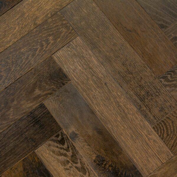 Dolcevita 15/4 x 90mm Tannery Oak Herringbone Engineered