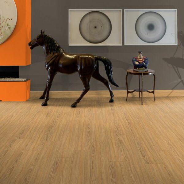 Pro 8mm Kensington Oak Effect Luxury Vinyl Click Flooring