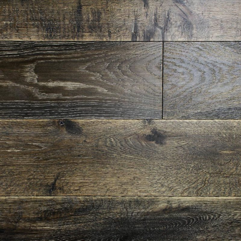Dolcevita 15/4 x 190mm Foundry Steel Dark Oak Engineered