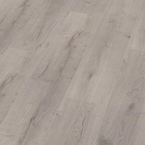 Fusion Classic 12mm Grey Robust Oak 4V Groove Laminate Flooring