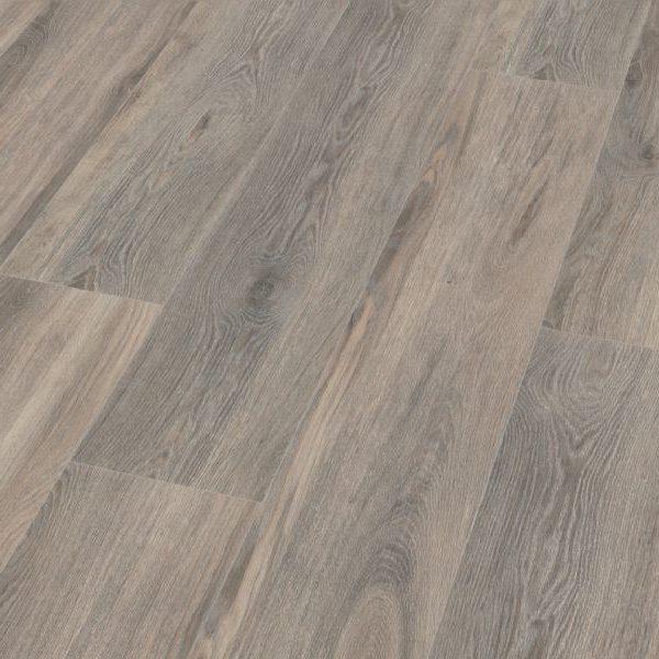 Fusion Classic 12mm Volcanic Grey Oak 4V Groove Laminate Flooring