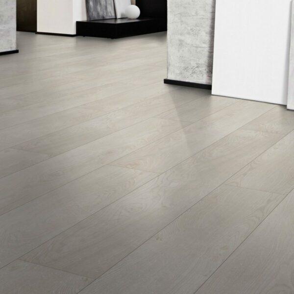 Nature XXL 12mm Arctic Oak 4V Groove Laminate Flooring