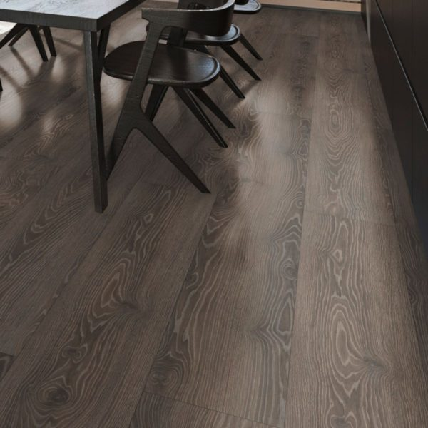 Nature XXL 12mm Earth Oak 4V Groove Laminate Flooring
