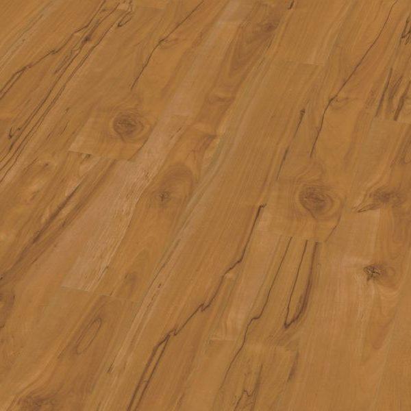 Fusion Gloss 12mm Narrow Canda Birch 4V Groove Laminate Flooring