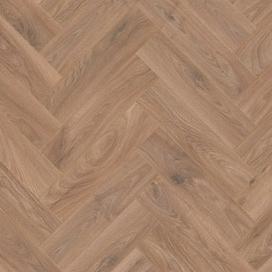 Multi Format Herringbone 10mm Modern Oak 4V Laminate Flooring