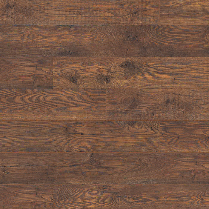 Home Vintage 10mm Dark Chestnut Oak 4V Laminate Flooring