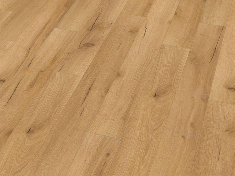 Fusion Classic 12mm Narrow Natural Robust Oak 4V Groove Laminate Flooring