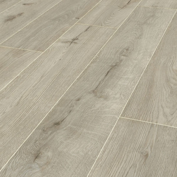 Home Elite 12mm Silver Stirling Oak 4V Laminate Flooring