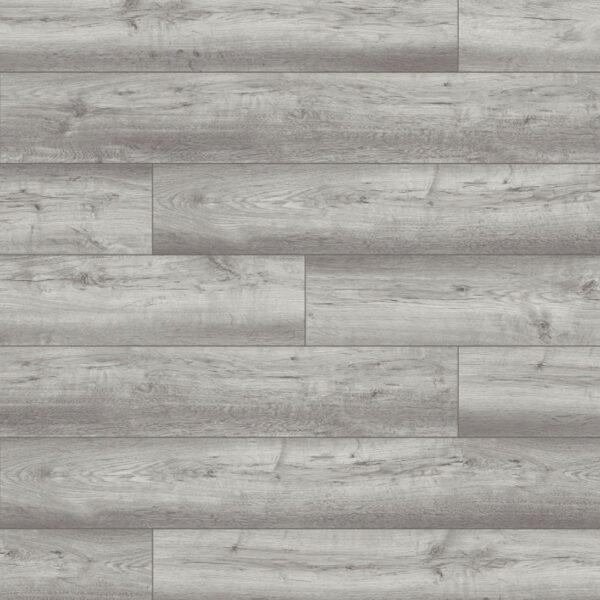 Home Classic 12mm Washed Grey Oak 4V Laminate Flooring